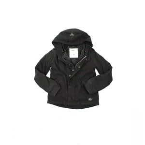 Aritzia TNA 3-in-1 Wool Lined Parka Jacket Coat